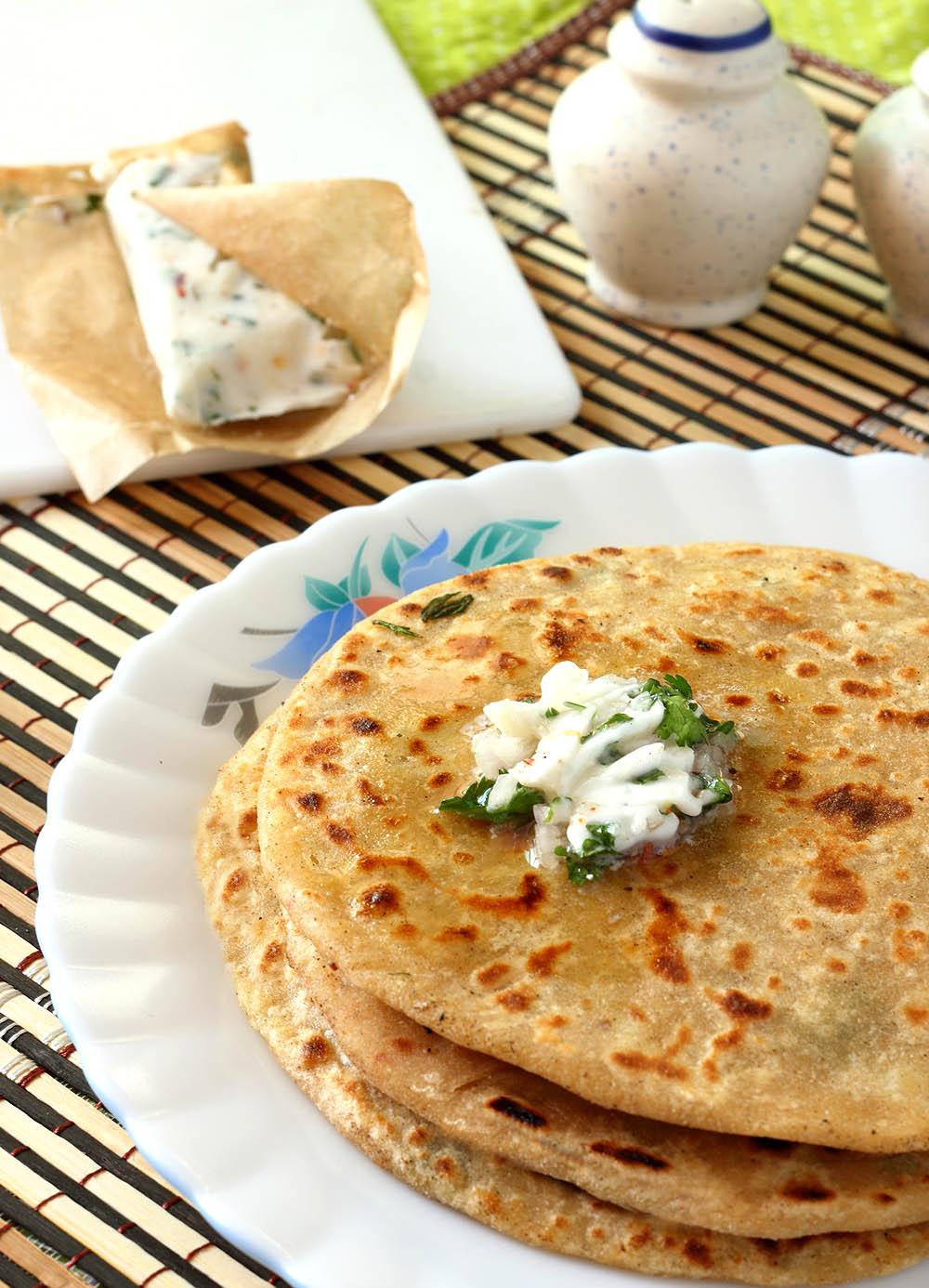 Monica's Indian Express: Chaat Masala Butter
