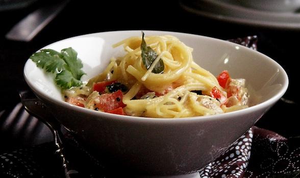 Spaghetti Moilee