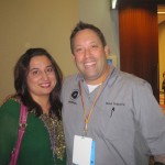 With Mike Isabella