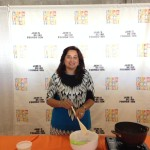 Presenting at Kid's Cooking Festival in DC