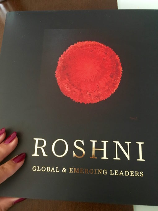 "Roshni Media's ""Global And Emerging Leaders"""