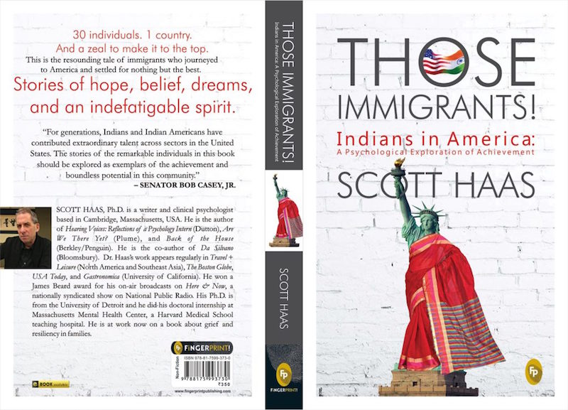 "Monica Bhide featured in ""Those Immigrants"""