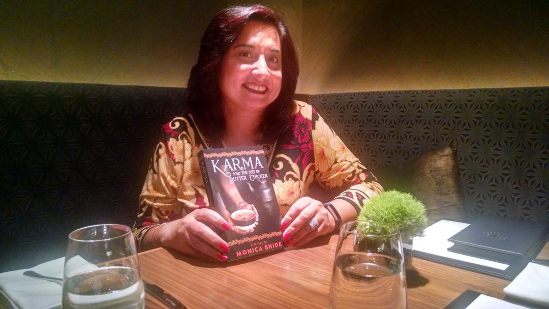 GIVEAWAY: Karma and the Art of Butter Chicken