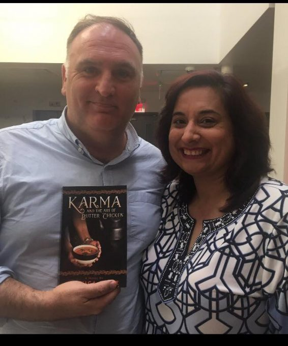 Monica Bhide & Karma and the Art of Butter Chicken