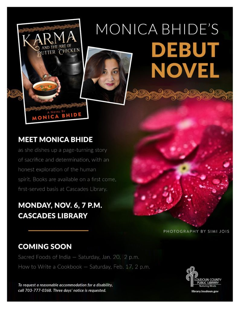 Cascades Library Event, Nov 6, 2017