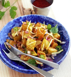 Sanjeev kapoors how to cook indian come and get it monica bhide cook indian by sanjeev kapoor a tangy potato snack forumfinder Images