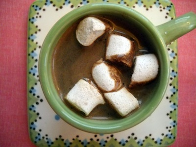 Spiced (But Not Spicy) Hot Cocoa Mix