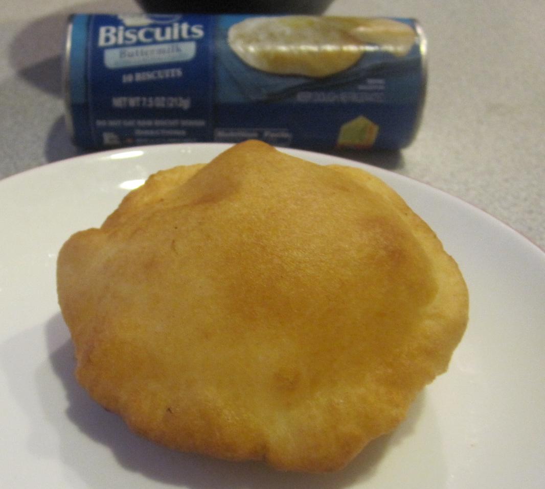 Monica's Indian Express: Instant Pillsbury Biscuit-Bhatura