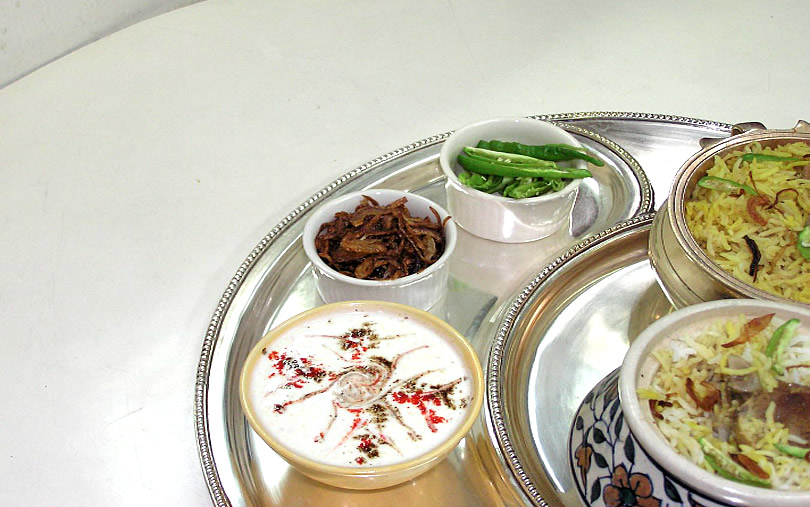 The Art of the Indian Plated meal - Monica Bhide