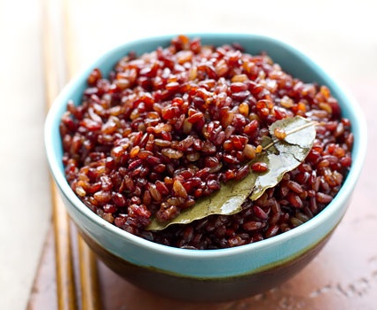 Red Rice Pilaf