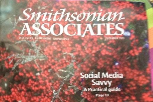 Social Media Savvy Seminar for Smithsonian