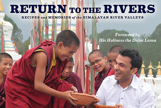 Vikas Khanna returns to the rivers