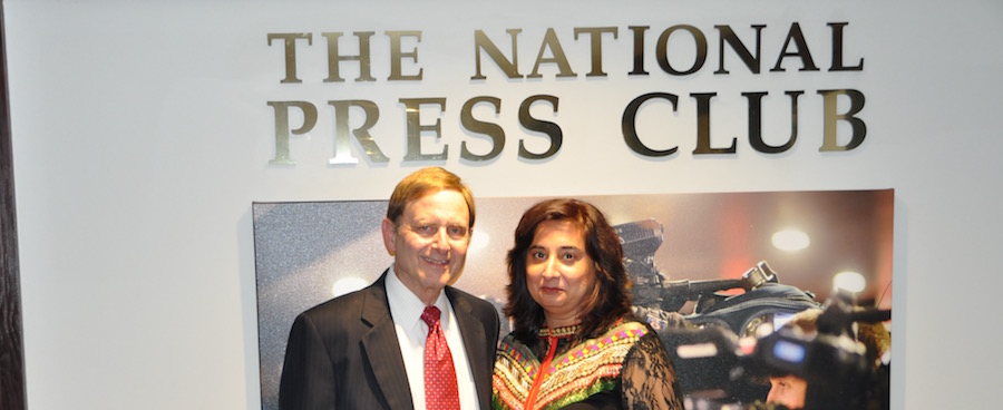 SOLD OUT – The National Press Club celebrates Karma and the Art of Butter Chicken!