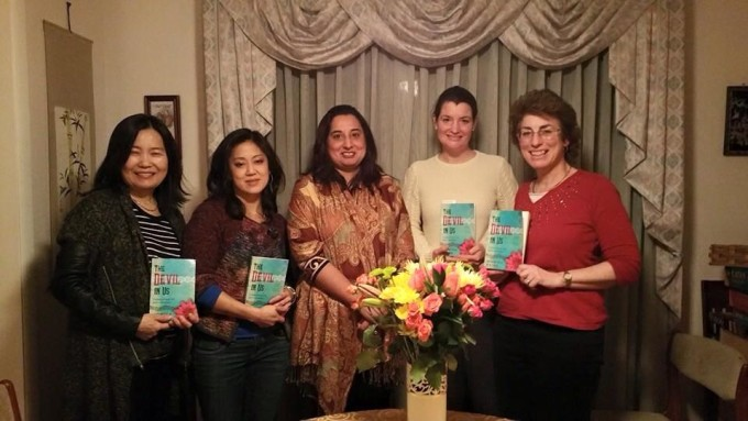 Monica Bhide book club