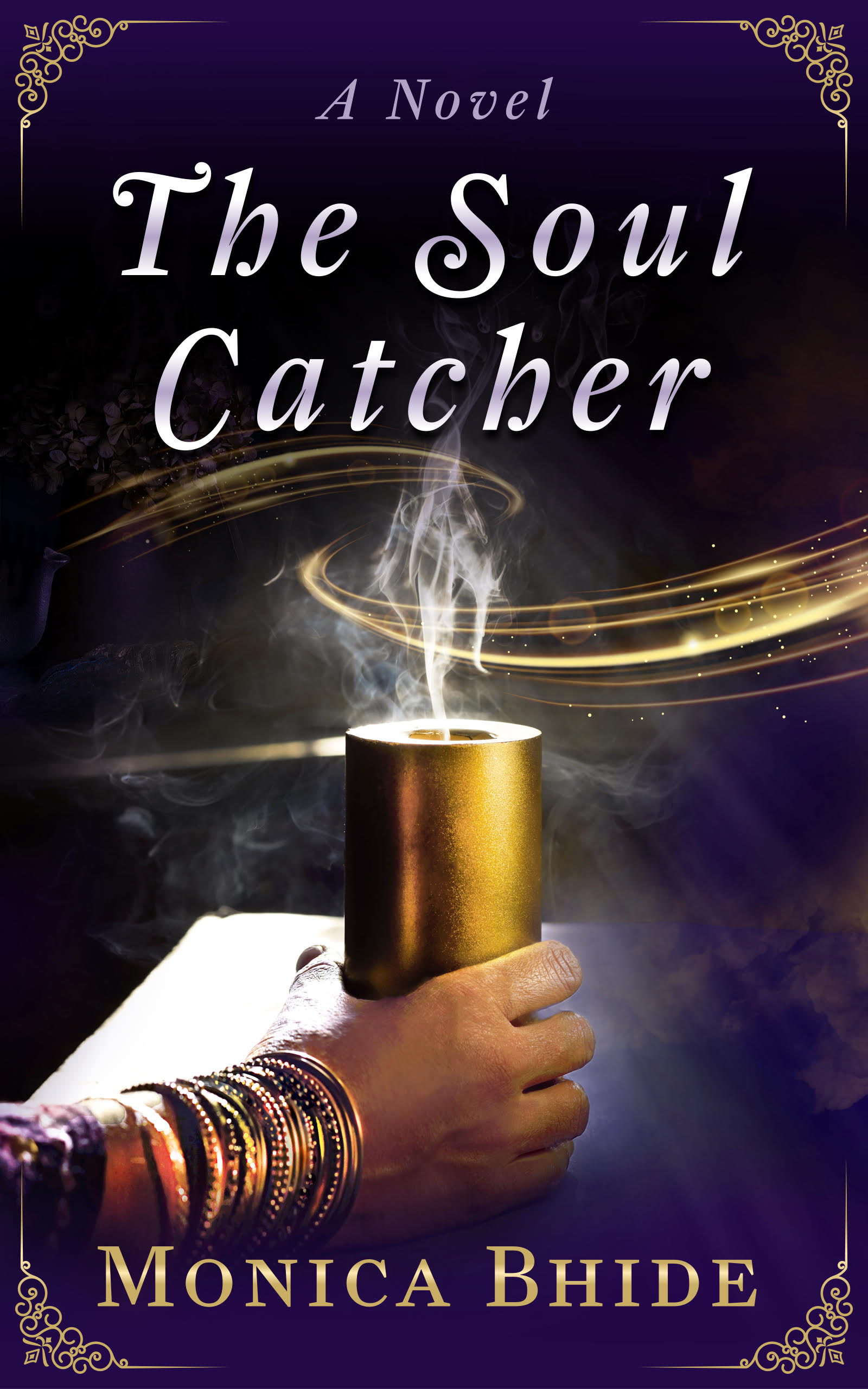cover of The Soul Catcher by Monica Bhide